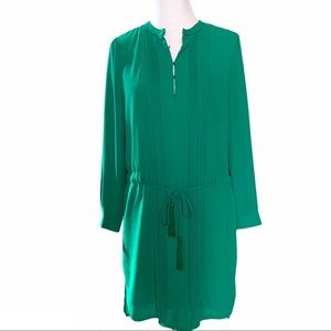 Saks 5th Ave Green Dress Size Small